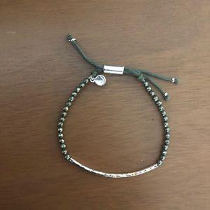 Nordstrom bead and string bracelet